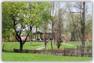 Ce parc, ne l'oublions pas, est une donation familiale