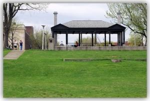 La beauté de ce parc reposait essentiellement sur son patrimoine végétal