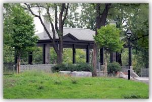 La transformation de ce parc se fait dans la plus grande indifférence